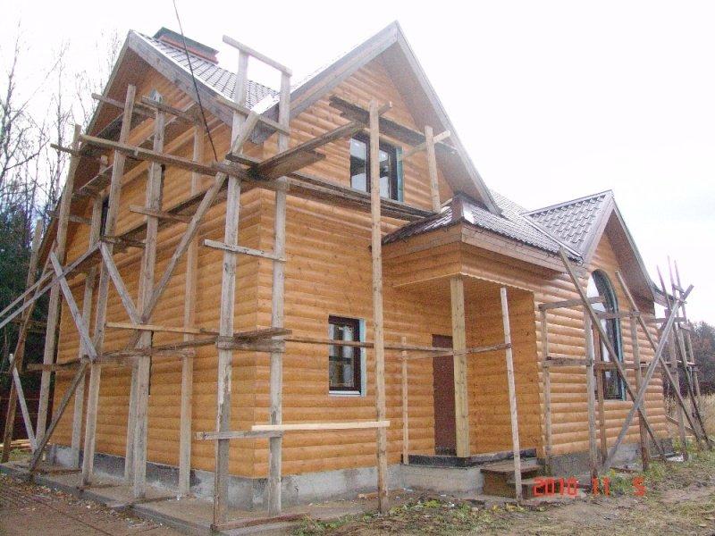дома по ленинградскому шоссе