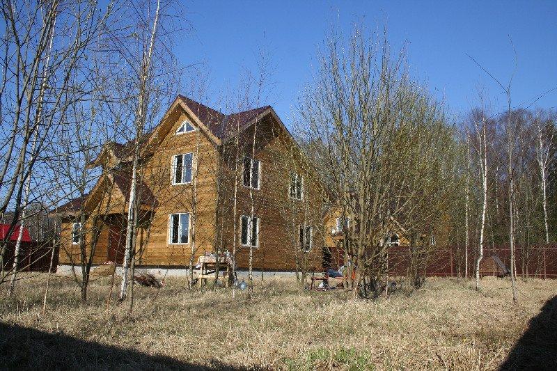 дом в деревне ленинградское шоссе