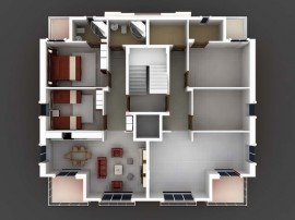планировка элитных квартир