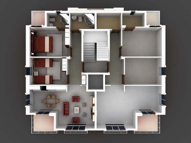 1 8 доли квартиры: