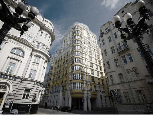 элитная городская недвижимость