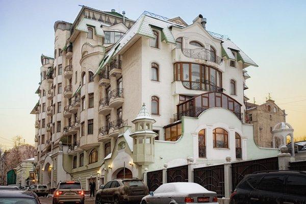 элитная загородная недвижимость в москве