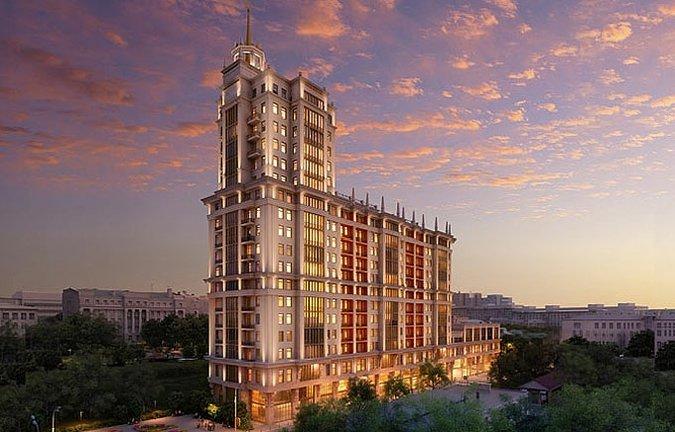 элитная недвижимость россии