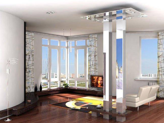 элитные интерьеры квартир 8