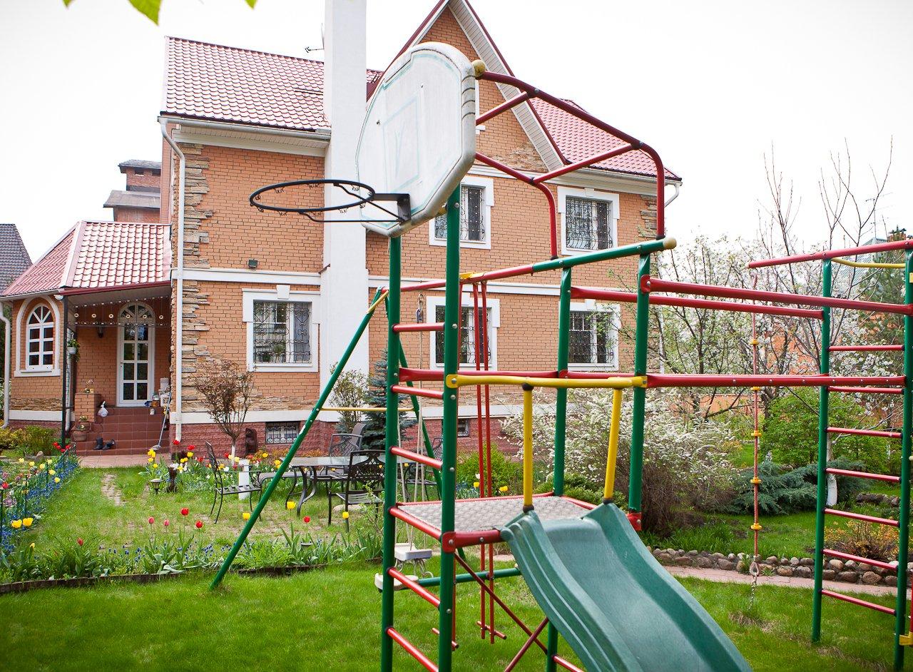 жилой дом 400 кв.м. рублевка