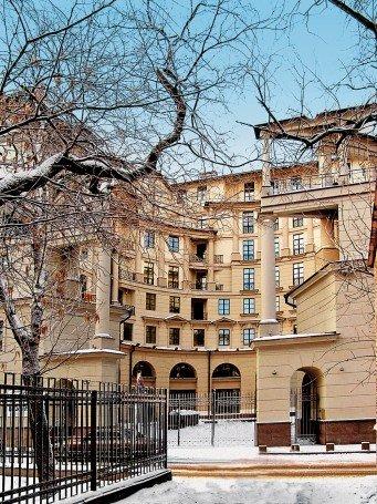 Квартира Римский дом, 2-й Казачий пер