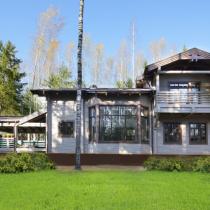 Дом из бруса с мебелью на Минском шоссе поселок Зеленая роща