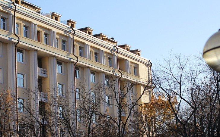 Жилой комплекс «Дом на Красина»