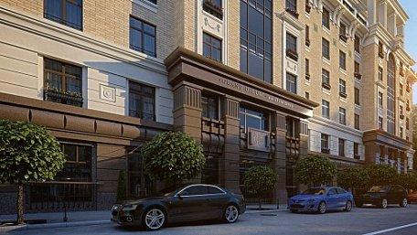 Жилой комплекс «Turandot Residences»