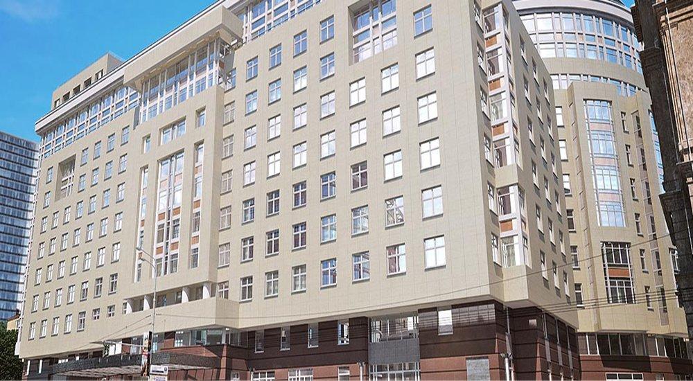 Жилой комплекс «Новый Арбат, 32»