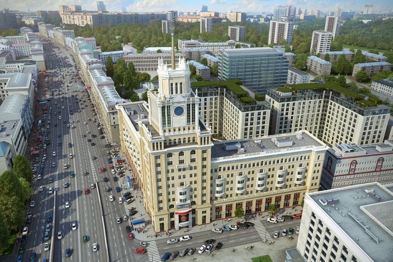 Жилой комплекс «Сады Пекина»