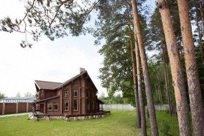 Дом 391 кв.м. в поселке Минзаг по Калужскому шоссе