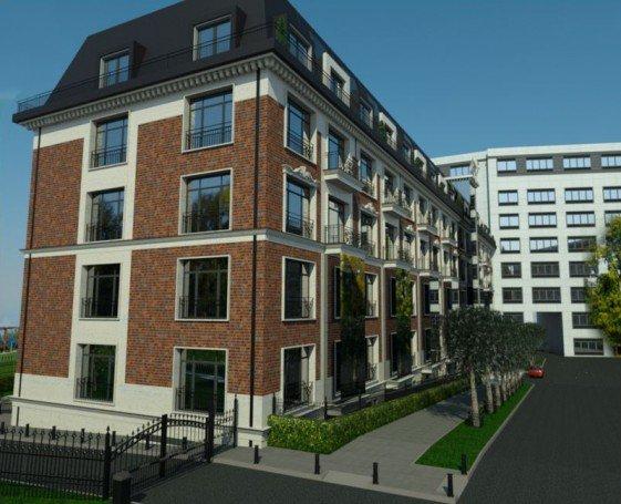 Жилой комплекс «Clerkenwell house»