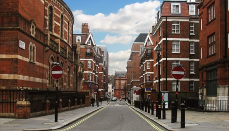 Элитная недвижимость в Лондоне