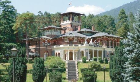 Резиденция на Волге