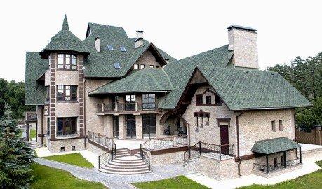 Резиденция на Рублевке